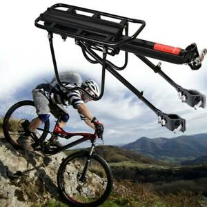 Aluminum-Alloy-Bike-Rear-Rack-Seat-Luggage-Carrier-Bicycle-Post-Pannier-Best