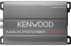 Kenwood-Compact-4-channel-400-Watts-Car-Amplifier-KACM1814