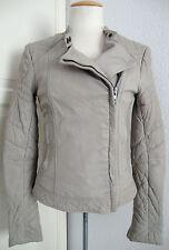 MUUBAA URSAE QUILTED Klassische Lederjacke Damen Jacke Leather Gr.36 NEU+ETIKETT