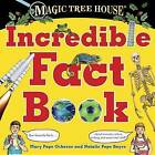 Magic Tree House Incredible Fact Book: Our Favorite Facts about Animals, Nature, History, and More Cool Stuff! by Mary Pope Osborne (Hardback, 2016)