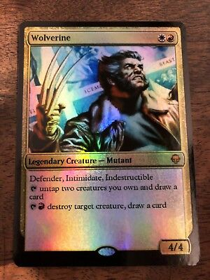 Ultron Marvel Magic The Gathering MTG card Planeswalker Stan Lee