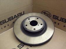 Genuine OEM Subaru Tribeca Front Brake Rotor 2006-2014 - (26300XA00A)
