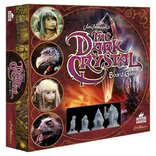 The Dark Crystal Board Game, NEW