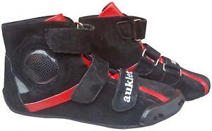 Stivali-Minimoto-in-Pelle-Con-Protezioni-TG-27-28-29-30-31-32-34-35-36-Fino-44
