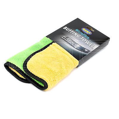 Kent Car Care - Microfibre Buffing Towel