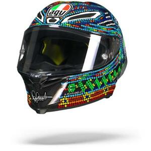 946571654ee5f AGV Pista GP R Rossi Winter Test 2018 Limited Edition Motorcycle ...