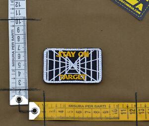 Bordado-Bordado-Patch-Estrella-Wars-034-Stay-On-Target-034-With-Velcro-Brand-Gancho