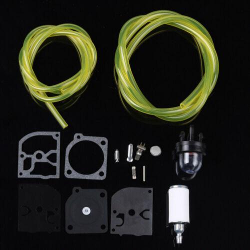 Carburetor Parts For McCulloch 3200 3205 3210 32cc 35cc 38cc Carb RB-39 Replace