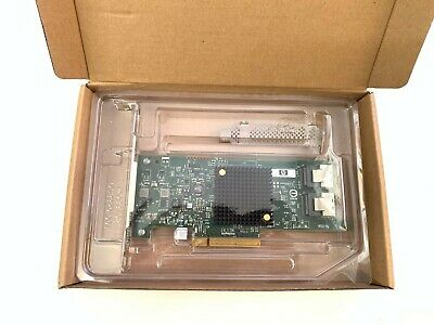 HP H220 6Gbps SAS PCI-E 3.0 HBA LSI 9207-8i P20 IT Mode for ZFS FreeNAS unRAID