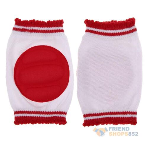 Infants Baby Toddler Knee Cushion Elbow Pads Crawl Safety Crawling Protector New