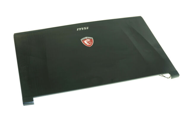 New MSI GE62 GE62-2QF GE62VR MS-16J1 Laptop LCD Back Cover Case 3076J1A212Y311