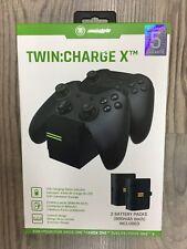 Artikelbild Snakebyte Twin Charge schwarz XboxOne Ladestation für 2 Controller