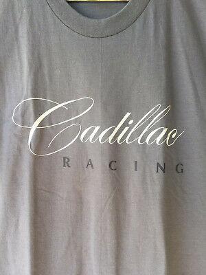 CADILLAC RACING 2019 IMSA White T-SHIRT Men's Size L /& IMSA Sticker
