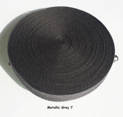 15mm Farbe Fischgräte Band Baumwolle Fähnchen Gurtband Schürze Binder x 10 Meter