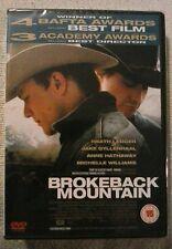 Brokeback Mountain (DVD) Brand new still sealed.