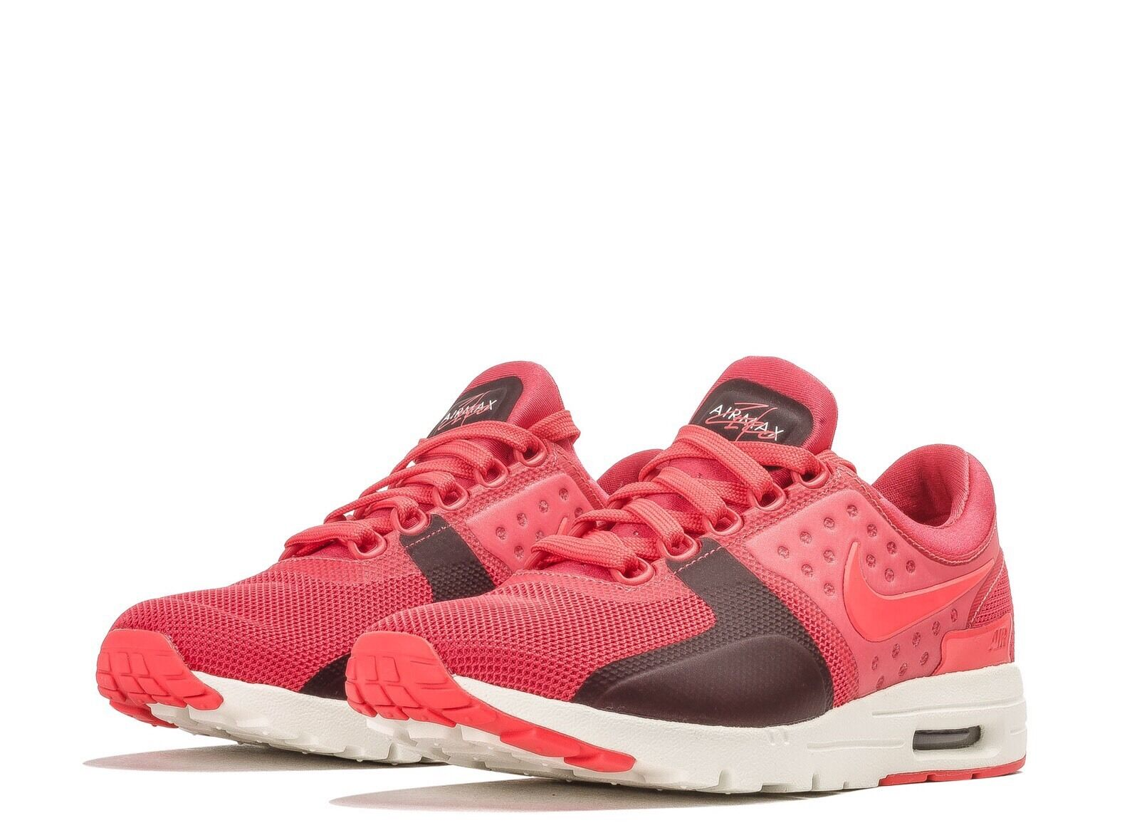 Para mujer Nike Air Max cero Ember resplandor UK Size 7.5 857661-800