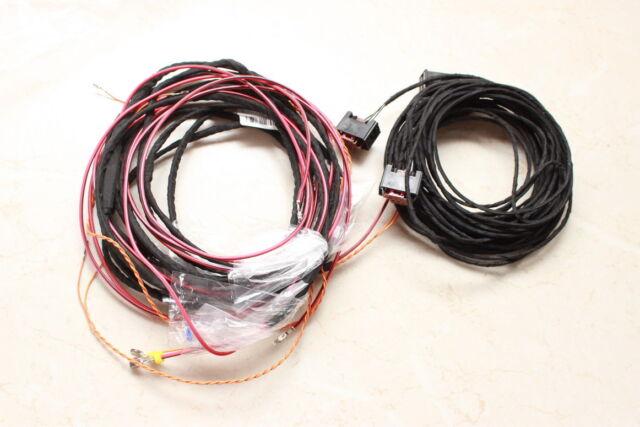 bmw oem f30/f31 lci 3 series 2014+ led headlight retrofit wiring harness new