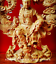 8-034-China-Natural-Boxwood-Hand-Carving-Dragon-Free-Kwan-Yin-Goddess-Buddha-Statue thumbnail 4
