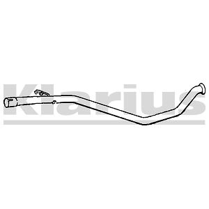 Replacement Exhaust Repair Pipe 2 Year Warranty - Brand New!