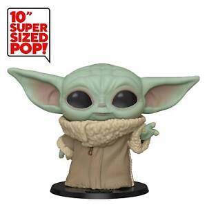 Disney-The-Enfant-Pop-Vinyle-Tete-de-Bobble-Funko-Star-Wars-La-Mandalorien-10-039-039