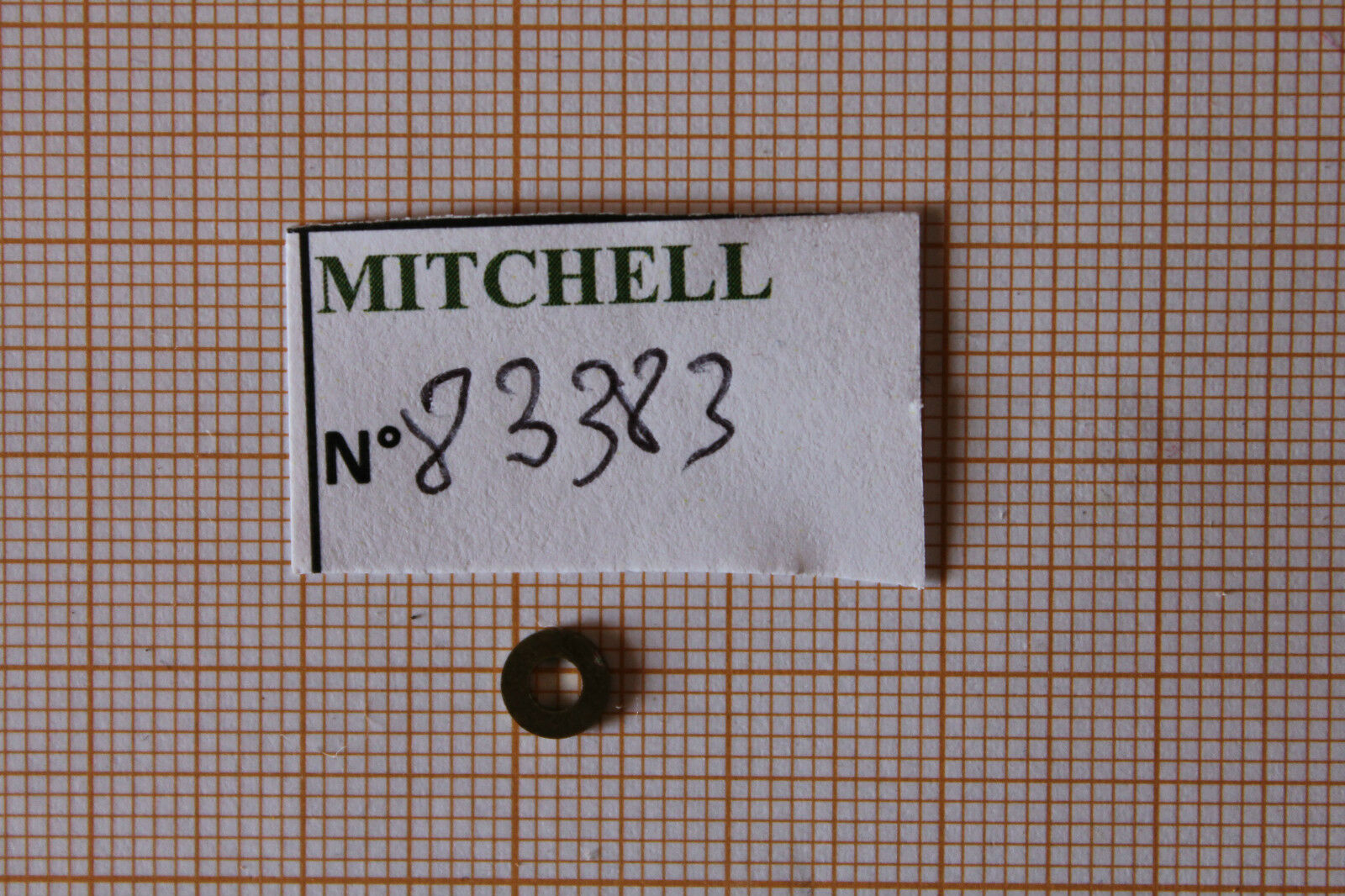 100 RONDELLES 300A 5540RD & autres MOULINETS MITCHELL CONTINUED CONTINUED MITCHELL REEL PART 83383 17d886