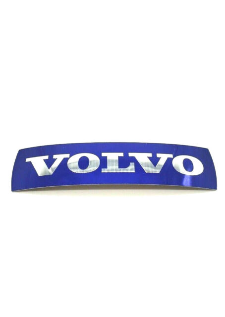 Volvo Emblem Logo Zeichen Kühlergrill Vorne Front Aufkleber  S60 V60 XC60