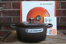 Le Creuset Signature Truffle Round COCOTTE  Dutch Oven 3-1/2 quart Cast Iron NIB