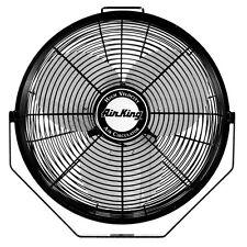 Air King 12 Inch 3 Speed 1/25 HP Motor Industrial Grade Multi-Mount Fan | 9312
