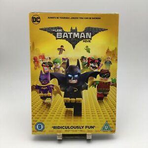 new sealed the lego batman movie incl sleeve dvd movie film uk pal region 2 | ebay
