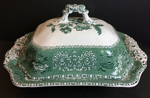 Spode-Camilla-Green-Covered-Vegetable-Serving-Bowl-12-034