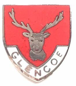 Glencoe-Escocia-Pequeno-Esmalte-Pin-de-Solapa-T0034