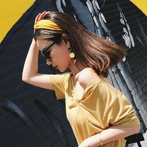 Twist Knot Head Wrap Headband Sport Hair Bands for Confidante Best Friends Shan