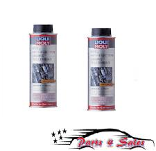 Oil Additive - Liqui Moly MoS2 Anti Friction Engine Treatment 2009 NEW SET OF 2