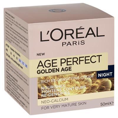 L'Oreal Paris Golden Age Re-Densifying Night Cream 50ml