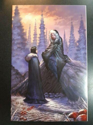 CLASH OF KINGS #11 1:25 Miller Virgin Variant Dynamite Comic NM Game of Thrones