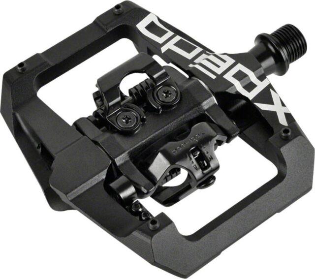 Xpedo Zed Platform Pedals Black