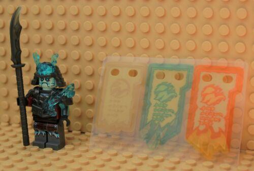 LEGO ® NINJAGOFIGUR GENERAL VEX AUS SET 70673NEU /& UNBENUTZTNJO523