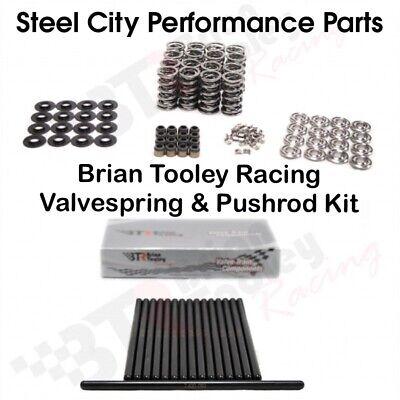 "Steel Retainers Brian Tooley Racing .660/"" Platinum BTR Dual ValveSpring Kit"