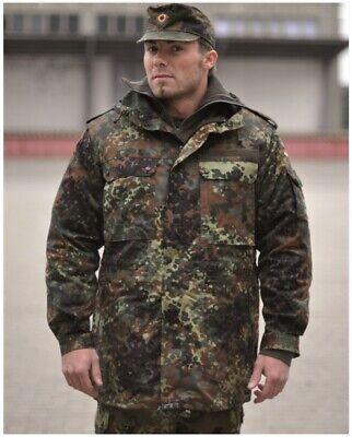 Original NEU Feldjacke BW Parka Jacke Bundeswehr Jacke Feld Tarnjacke Feldparka