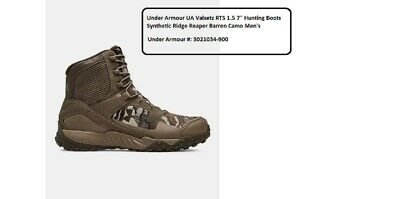 Under Armour Valsetz RTS 1.5 Tactical Boot Ridge Reaper Camo Barren
