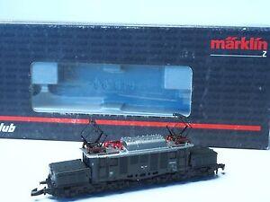 88223-Marklin-Z-Gauge-DRG-class-E-94-Freight-Locomotive-5-POLE-motor-Z-scale