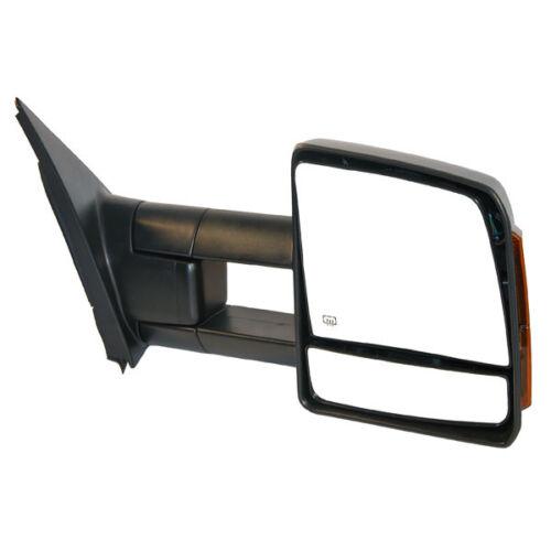 For Tundra Truck Power Heated Telescopic W//Turn Signal Mirror Right Passenger R