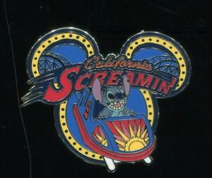 DCA-California-Adventure-Booster-Stitch-California-Screamin-039-Disney-Pin-62888