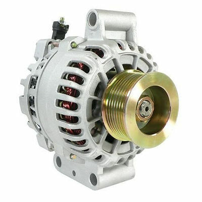 300 AMP High Output Heavy Duty NEW Alternator Ford E350 Club Wagon E450 Super