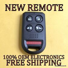 NEW 05-10 HONDA ODYSSEY KEYLESS ENTRY REMOTE FOB TRANSMITTER W/ OEM ELECTRONICS