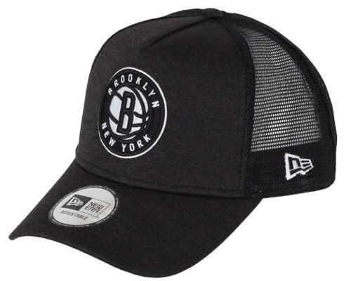 Brooklyn Nets Noir. NEW ERA Shadow TECH Réglable Trucker Cap casquette