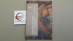 2019-2-euro-SAN-MARINO-Saint-Marin-Leonardo-da-Vinci-folder-coffret