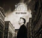 Mr Love & Justice 0045778671229 by Billy Bragg CD