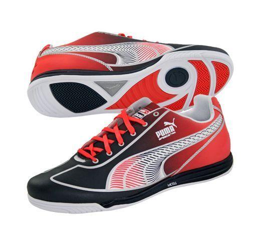 Puma Faas Speed Star Casual   Training Soccer shoes Brand New Navy   orange