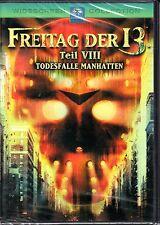 Friday the 13. Part 8 / Freitag der 13. Teil 8 , 100% uncut , Erstauflage